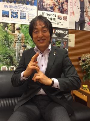 5月21日は、岡本栄・伊賀市長がスタジオに!!